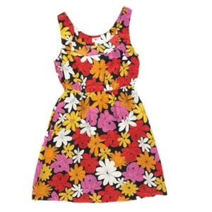ANTHRO We Love Vera Charmed Floral Dress XS